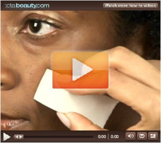 African-American Girls can Conceal their Acne Spots with Secret Makeup Tips